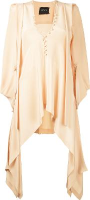 Kitx , Liberation Shirt Women Silk 14, Nudeneutrals