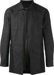 Letasca , Lightweight Jacket Men Cotton L, Black