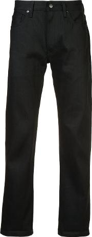 Levis Made & Crafted , Levi's Made & Crafted Bootcut Jeans Men Cottonspandexelastane 3132, Black