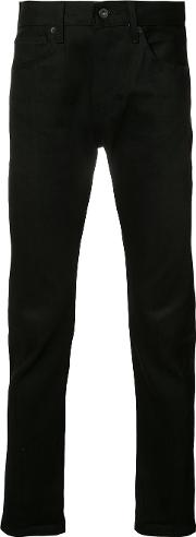 Levis Made & Crafted , Levi's Made & Crafted Slim Fit Jeans Men Cottonspandexelastane 3434, Black