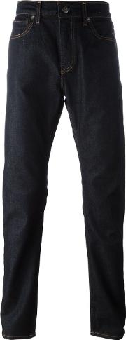 Levis Made & Crafted , Levi's Made & Crafted Tack Slim Fit Jeans Men Cottonspandexelastane 32, Blue