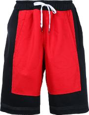 Liam Hodges , Latered Shorts Men Cotton M, Blue