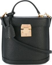 Mark Cross , Benchley Tote Women Leather One Size, Black