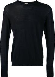 Massimo Alba , Plain Sweatshirt Men Wool L, Blue