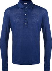 Massimo Alba , Polo Shirt Men Linenflax Xl, Blue