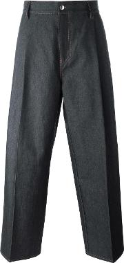 Mcq Alexander Mcqueen , Moss Denim Pants Men Cotton 48, Blue