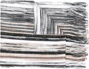 Missoni , Lurex Fringed Scarf Women Nylonviscosemetallized Polyester One Size, Black