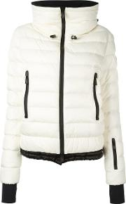Moncler Grenoble , Padded Jacket Women Feather Downpolyamidepolyester Iii, Women's, Nudeneutrals