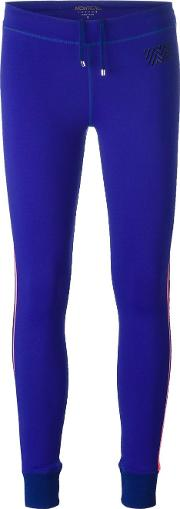 Monreal London , 'athlete' Leggings Women Polyamidespandexelastane M, Blue