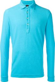 Mp Massimo Piombo , Polo Shirt Men Cotton L, Blue