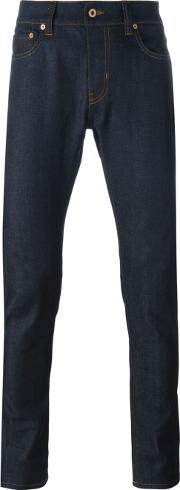 Natural Selection , 'skinny' Jeans Men Cottonspandexelastane 3634, Blue