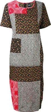 Pam Perks And Mini , If You're Down Dress Women Cotton Xs, Red