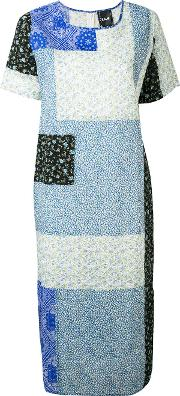 Pam Perks And Mini , If You're Down Maxi Dress Women Cotton S, Blue