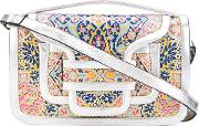 Pierre Hardy , Patterned Shoulder Bag Women Leather One Size