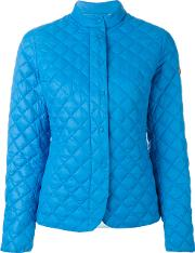 Save The Duck , Giga Quilted Jacket Women Nylonpolyester 3, Blue