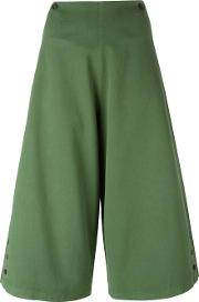 Societe Anonyme , 'brest' Trousers Women Cotton M, Green