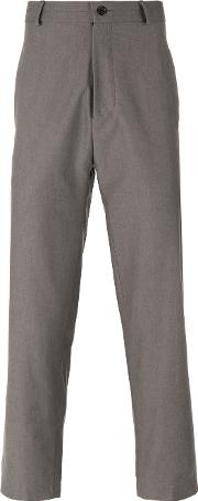 Societe Anonyme , 'cheval' Trousers Men Cotton S, Grey