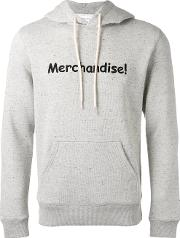 Soulland , Merch Hoodie Men Cottonpolyester M, Grey