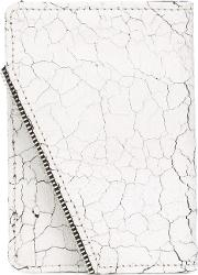 South Lane , Emerge Wallet Unisex Calf Leather One Size, White