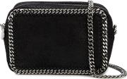 Stella Mccartney , Falabella Camera Cross Body Bag Women Polyestermetal One Size, Black