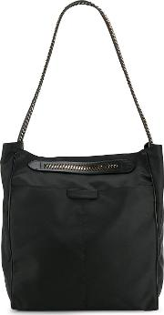 Stella Mccartney , Falabella Go Hobo Bag Women Nylonmetal Other One Size, Black