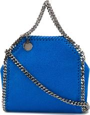 Stella Mccartney , Small 'falabella' Tote Women Polyestermetal Other One Size, Blue