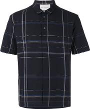 Stephan Schneider , Checked Shirt Men Cotton M, Blue