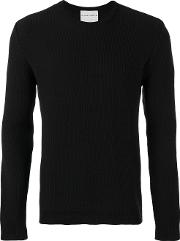 Stephan Schneider , Crew Neck Jumper Men Cottonnylon S, Blue