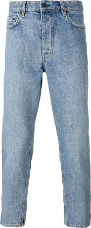 Won Hundred , Wow Hundred Jeans Men Cotton 34, Blue