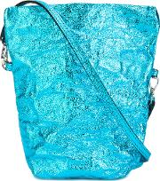 Zilla , Small Shoulder Bag Women Leather One Size, Women's, Blue