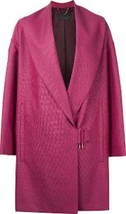 Ginger & Smart , Conviction Coat Women Polyesterwool 8, Red