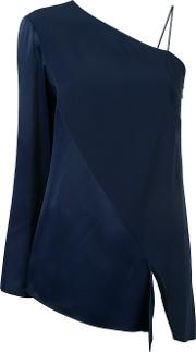 Ginger & Smart , Synergy Top Women Viscose 10, Blue