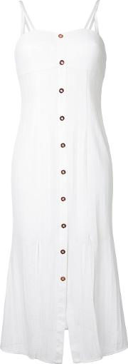 Ginger & Smart , Muse Bustier Dress Women Cottonnylonrayonjapanese Paper 12, White