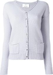 Allude , Button Up Cardigan Women Cashmere M, Women's, Grey
