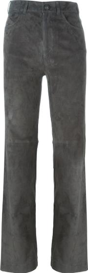 Ines & Marechal , 'ypi' Trousers Women Lamb Skin 38