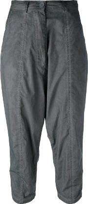 Rundholz , Cropped Trousers Women Cotton M