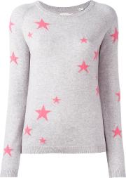 Chinti And Parker , Star Jumper Women Cashmere S