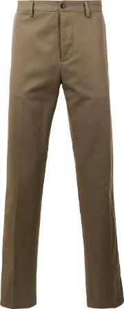 Mp Massimo Piombo , Tapered Trousers Men Cotton 52