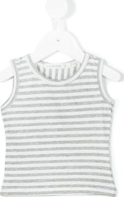 1 In The Family , Hector Tank Top Kids Cottonspandexelastane 9 Mth, White