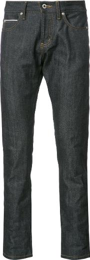 Naked And Famous , Skinny Jeans Men Cotton 29, Blue