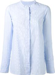 Lareida , Raphael Shirt Women Cottonlinenflax Xl, Blue