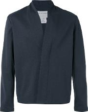 Stephan Schneider , Salience Jacket Men Cottonnylon Xs, Blue