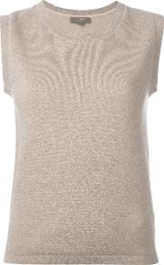 Npeal , N.peal Milano Sleeveless Top Women Cashmere S