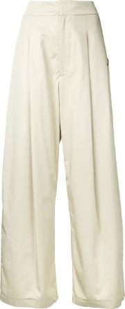 Studio Nicholson , Cosimo Trousers Women Cotton 1, Women's, Nudeneutrals