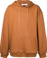Mr Completely , Mr. Completely Front Pocket Hoodie Men Cotton L, Brown