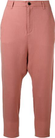 Hope , Was Trousers Women Linenflaxramielyocell 34, Red