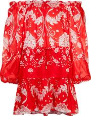 Alice Mccall , Can't Do Without You Mini Dress Women Silkpolyestercotton 12, Women's, Red