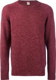 Massimo Alba , 'stipe' Jumper Men Polyamidealpaca Xl, Pinkpurple