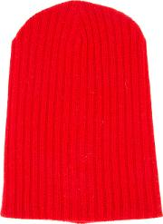 The Elder Statesman , Cashmere Summer Cap Unisex Cashmere One Size