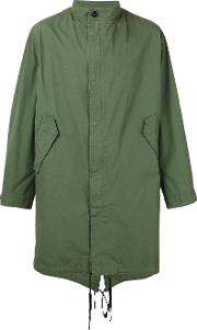 Nudie Jeans Co , Oversized Anorak Men Cotton M, Green